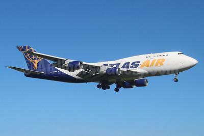 Atlas Air Boeing 747-481 (F) N429MC (msn 24833) SJU (Raul Sepulveda). Image: 936789.