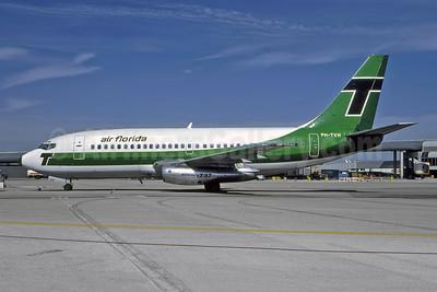 Leased from Transavia on November 16, 1981