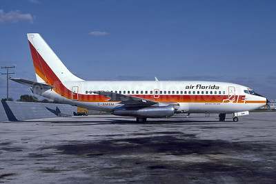 Leased from Air Europe on October 29, 1980