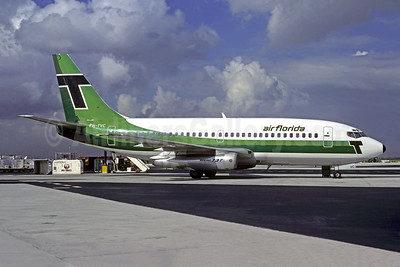 Leased from Transavia on June 1, 1983
