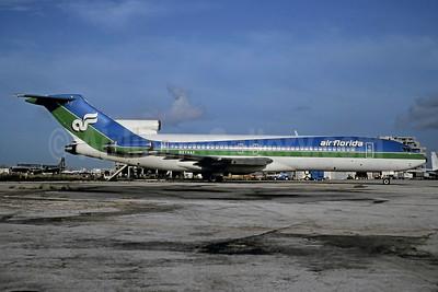 Air Florida (1st) Boeing 727-227 N274AF (msn 22091) MIA (Bruce Drum). Image: 105114.