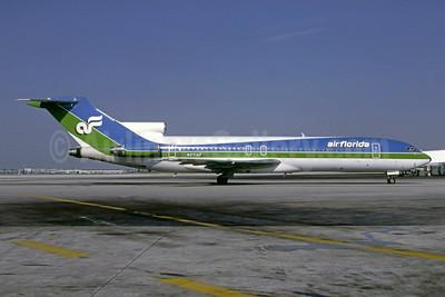 Air Florida (1st) Boeing 727-227 N271AF (msn 22003) MIA (Bruce Drum). Image: 105113.