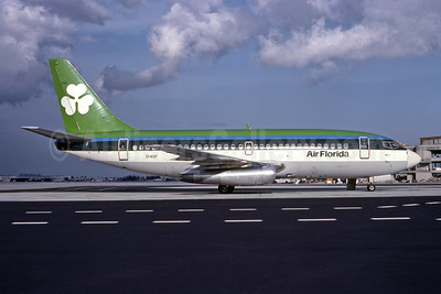 Leased from Aer Lingus on March 11, 1983