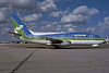 Air Florida (1st) Boeing 737-2T4 N56AF (msn 22369) MIA (Bruce Drum). Image: 102049.