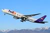 FedEx Express Boeing 777-FS2 N862FD (msn 37733)  ANC (Michael B. Ing). Image: 927767.