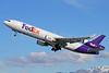 FedEx Express McDonnell Douglas MD-11 (F) N595FE (msn 48553) ANC (Michael B. Ing). Image: 927807.