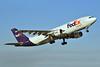 FedEx Express Airbus A300B4-622R (F) N728FD (msn 581) RDU (Ken Petersen). Image: 928960.