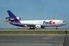 FedEx Express McDonnell Douglas MD-10-10F (DC-10-10F) N385FE (msn 46619) JFK (Fred Freketic). Image: 926081.