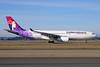 Hawaiian Airlines Airbus A330-243 N396HA (msn 1488) SEA (Michael B. Ing). Image: 928786.