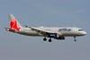 JetBlue Airways Airbus A320-232 N605JB (msn 2368) (Boston Red Sox) FLL (Brian McDonough). Image: 907889.