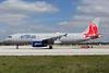 JetBlue Airways Airbus A320-232 N605JB (msn 2368) (Boston Red Sox) FLL (Brian McDonough). Image: 907890.