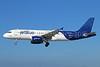 JetBlue Airways Airbus A320-232 N709JB (msn 3488) (Binary Code) LGB (Michael B. Ing). Image: 929164.