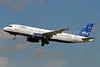 JetBlue Airways Airbus A320-232 N598JB (msn 2314) (Plaid) FLL (Bruce Drum). Image: 101293.