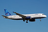 JetBlue Airways Airbus A320-232 N605JB (msn 2368) (Mosaic) FLL (Bruce Drum). Image: 100106.