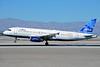 JetBlue Airways Airbus A320-232 N606JB (msn 2384) (Mosaic) LAS (Ton Jochems). Image: 921140.