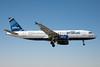 JetBlue Airways Airbus A320-232 N597JB (msn 2307) (Barcode) JFK (Fred Freketic). Image: 927459.