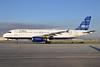 JetBlue Airways Airbus A320-232 N599JB (msn 2336) (Plaid) LGB (Stephen Tornblom). Image: 922792.