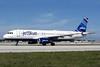 JetBlue Airways Airbus A320-232 N597JB (msn 2307) (Barcode) FLL (Brian McDonough). Image: 908031.