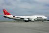 Northwest Airlines-NWA Boeing 747-451 N674US (msn 30269) SFO (Mark Durbin). Image: 903152.