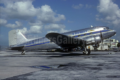 "Airline Color Scheme - Introduced 1983 - ""Kristine"""