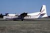 Business Express Fokker F.27 Mk. 100 N141PM (msn 10114) HPN (Dave Campbell). Image: 923162.