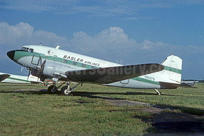 Basler Airlines Douglas C-47A-DK (DC-3) N91379 (msn 13079) OSH (Christian Volpati Collection). Image: 923303.