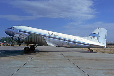Bo-S-Aire Airlines Douglas C-47--DL (DC-3) N67873 (msn 9055) STL (Christian Volpati Collection). Image: 946327.