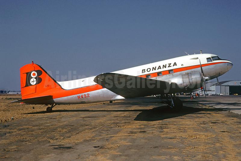 Airline Color Scheme - Introduced 1957 - Best Seller