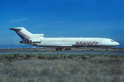 The second version of Braniff