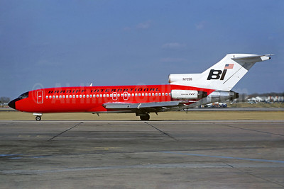 Braniff International Airways (1st) Boeing 727-27C N7296 (msn 19533) (Christian Volpati Collection). Image: 935291.