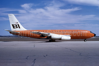 Braniff International Airways (1st) Boeing 720-027 N7079 (msn 18423) SAT (Manuel Delgado - Bruce Drum Collection). Image: 907987.