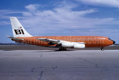Braniff International Airways (1st) Boeing 720-027 N7079 (msn 18423) SAT (Manuel Delgado - Bruce Drum Collection). Image: 907987.
