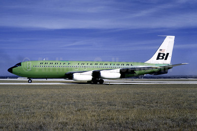 Braniff International Airways (1st) Boeing 707-227 N7074 (msn 17694) SAT (Manuel Delgado - Bruce Drum Collection). Image: 907969.