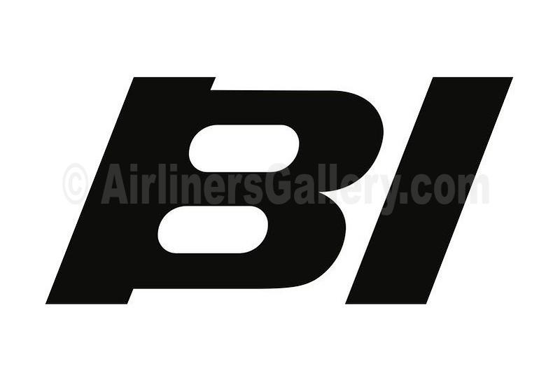 1. Braniff International Airways logo