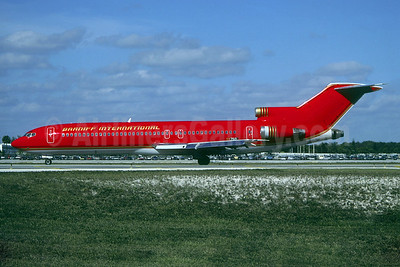 Airline Color Scheme - Introduced 1991 (red)