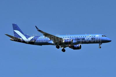 Breeze Airways Embraer ERJ 190-200LR (ERJ 195) N190BZ (msn 19000660) TPA (Keith Sommer). Image: 954118.
