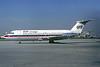 Britt Airways BAC 1-11 416EK N390BA (msn 129) ORD (Christian Volpati Collection). Image: 930179.