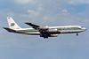 Burlington Air Express Boeing 707-321C N863BX (msn 19270) MIA (Keith Burton). Image: 940029.