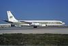 Burlington Air Express Boeing 707-338C N861BX (msn 19293) MIA (Keith Armes). Image: 923182.