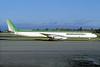 Burlington Air Express McDonnell Douglas DC-8-63CF N867BX (msn 46049) SEA (Christian Volpati Collection). Image: 927499.