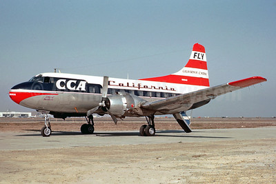 CCA - California Central Airlines