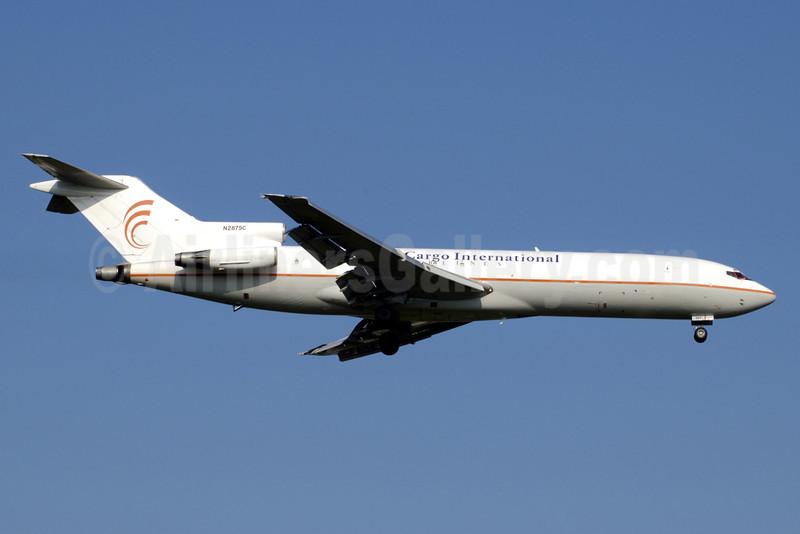 Capital Cargo International Airlines Boeing 727-2A1 (F) N287SC (msn 21345) CLT (Jay Selman). Image: 400421.