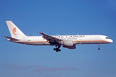 Capital Cargo International Airlines Boeing 757-232 (F) N620DL (msn 22910) (Jacques Guillem Collection). Image: 911378.