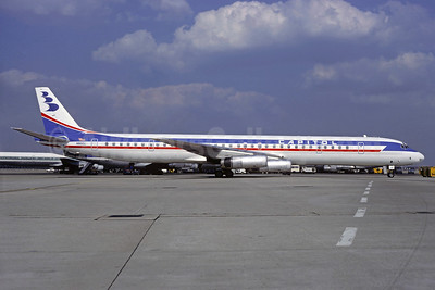 Capitol International Airways McDonnell Douglas DC-8-63CF N910CL (msn 46094) ORY (Christian Volpati). Image: 936890.