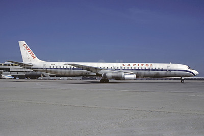Capitol International Airways McDonnell Douglas DC-8-63CF N921R (msn 46145) (Christian Volpati). Image: 936888.
