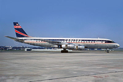 Capitol International Airways McDonnell Douglas DC-8F-55 Jet Trader N4905C (msn 45805) LBG (Christian Volpati). Image: 936889.