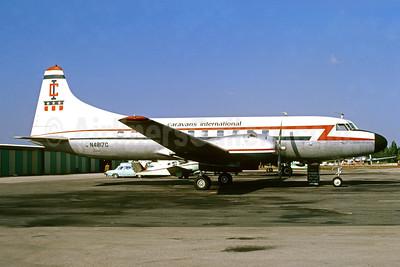 Caravans International Convair 440 N4817C (msn 123) FLL (Bruce Drum). Image: 104120.