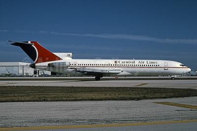 Carnival Air Lines Boeing 727-225 N8861E (msn 20623) MIA (Bruce Drum). Image: 101380.