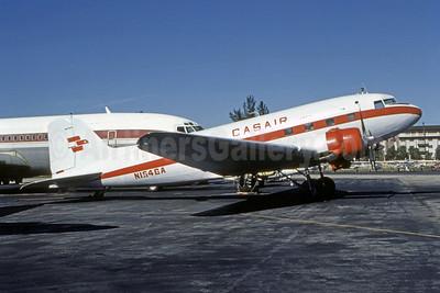 Casair Cargo Douglas C-47A-DL (DC-3) N1546A (msn 20191) MIA (Bruce Drum). Image: 104976.