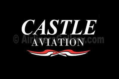 1. Castle Aviation logo